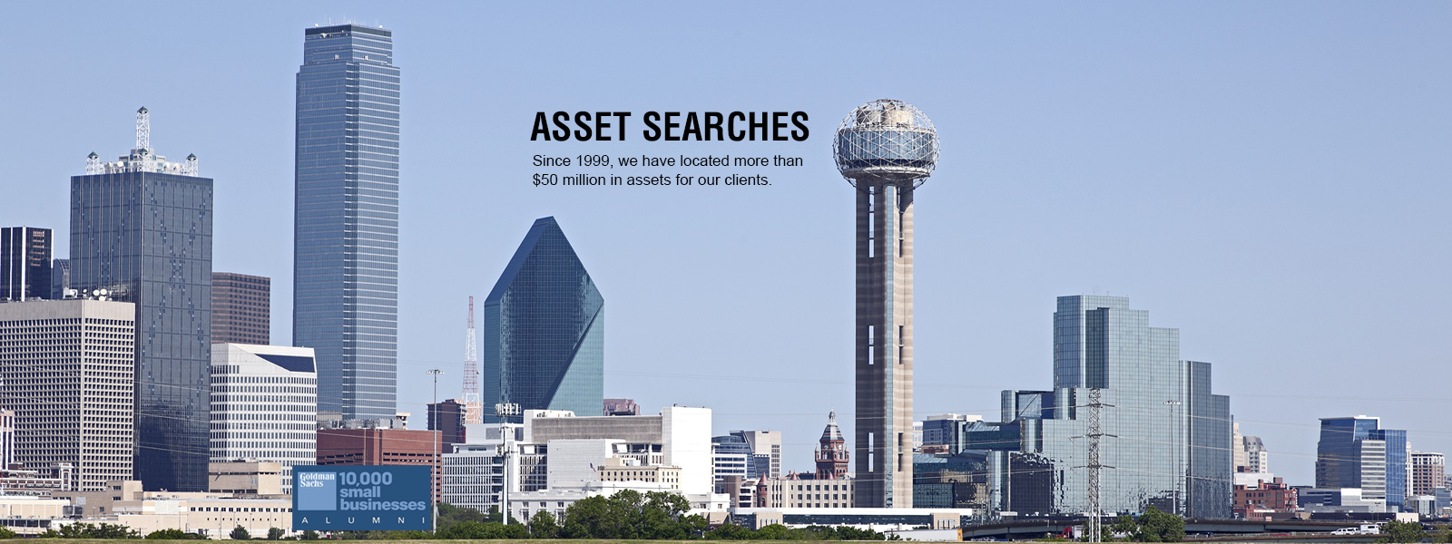 Asset Searches